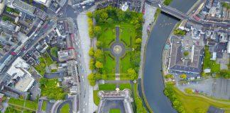 nachhaltige Stadtentwicklung Gewerbe Quadrat