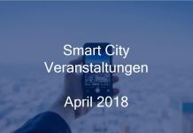 Smart City Events April 2018