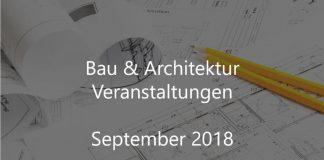 bau architektur veranstaltung september 201