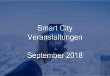 smart city september 2018