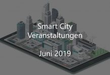 Smart City Events Juni 2019