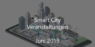 Smart City Events Juni 2019
