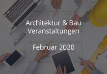 Bau Events Februar 2020