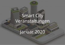Smart City Events Januar 2020
