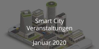 Smart City Events Januar 2020