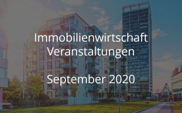 immobilienwirtschaft september 2020