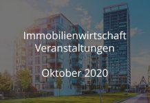 Immobilienwirtschaft Oktober 2020
