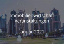 immobilienbranche veranstaltungen januar 2021