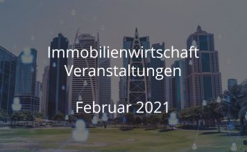 Immobilien Events Februar 2021
